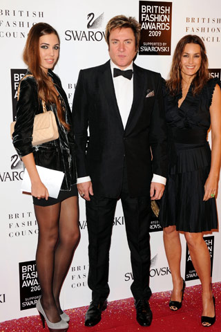 LeBons british fashion awards