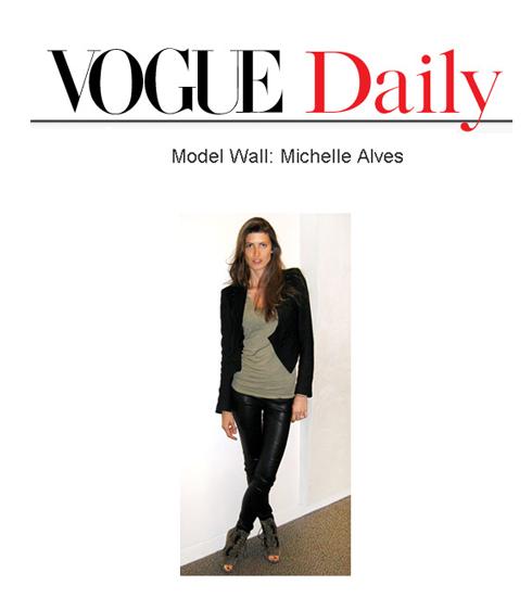 Michelle vogue